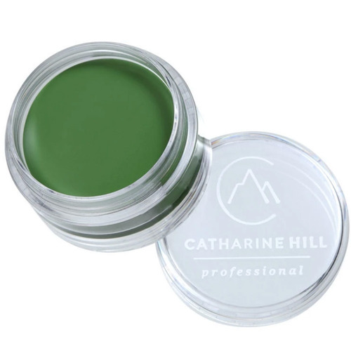 paleta de sombras catarine hill + clown make up verde 4g