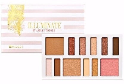 569e641d3bc8 Paleta De Sombras Illuminate By Ashley Tisdale Bh Cosmetics - R  80 ...