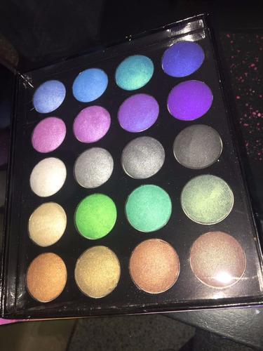 paleta de sombras kleancolor