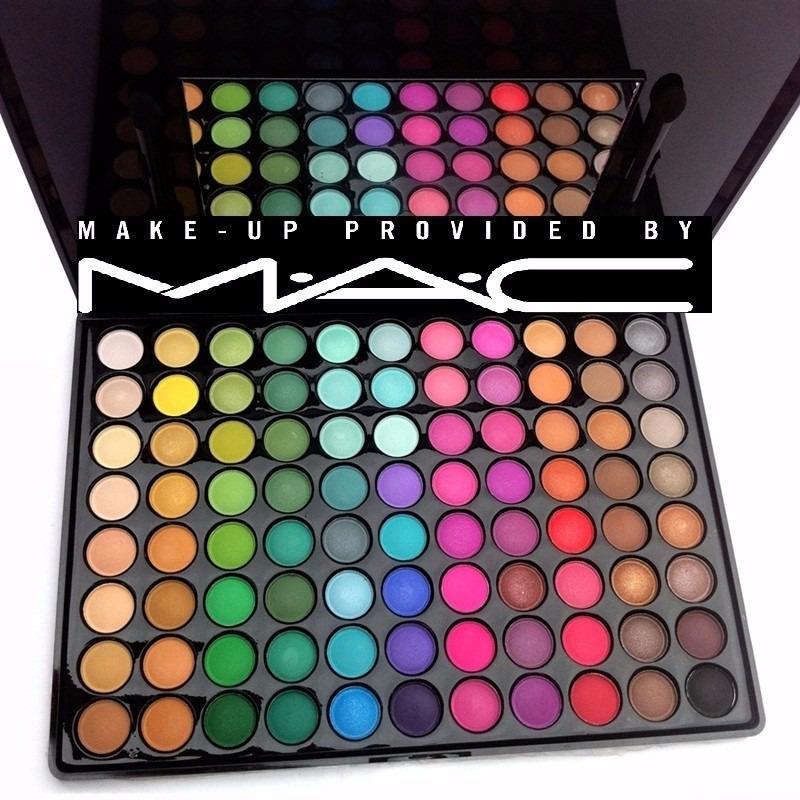 Paleta De Sombras Mac 88 Colores- Maquillaje - $ 48.500 en
