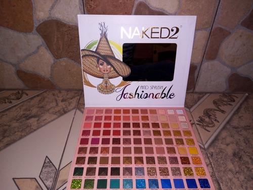 paleta de sombras (marca naked)