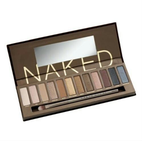 paleta de sombras naked 1 (labial lime crime obsequio)