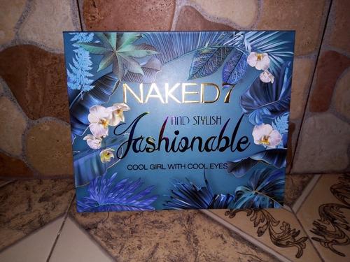 paleta de sombras naked