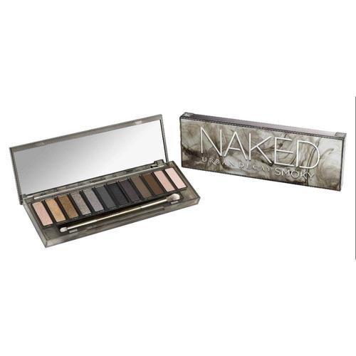 paleta de sombras - naked smoky - original