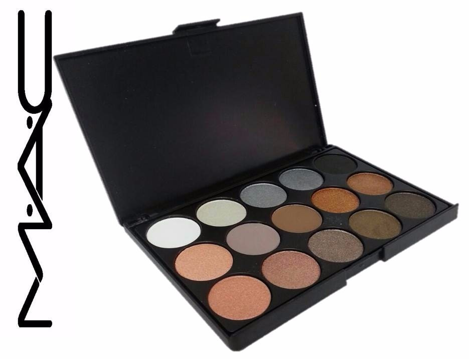 MAC Eyeshadow x 4 Devilishly Dark