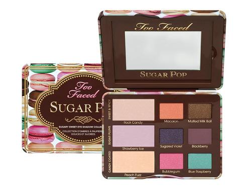 paleta de sombras sugar pop - too faced