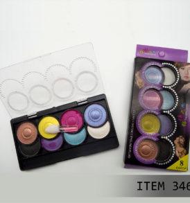 paleta de sombras x 12 tonos pequeños ofertaa!!