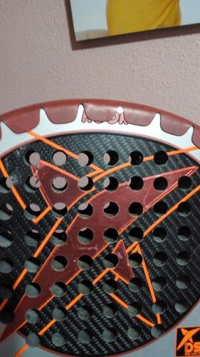 paleta drop shot edición especial españa carbono