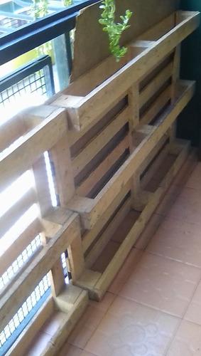 paleta estiba de madera