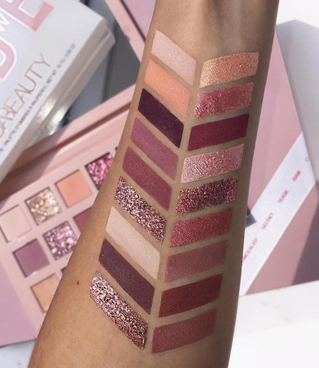 Paleta Huda Beauty - New Nude Eyeshadow Palette | A Original - R$ 419,90 em  Mercado Livre