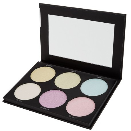 Paleta Iluminador Bh Cosmetics Blacklight Highlight Frete ...