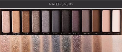 paleta naked smoky pronta entrega orginal com frete grátis