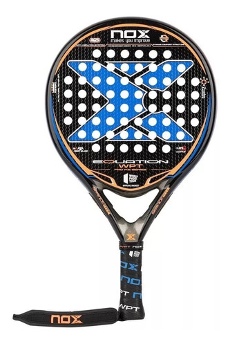 paleta padel nox equation a4 carbon importada + regalos - estacion deportes olivos