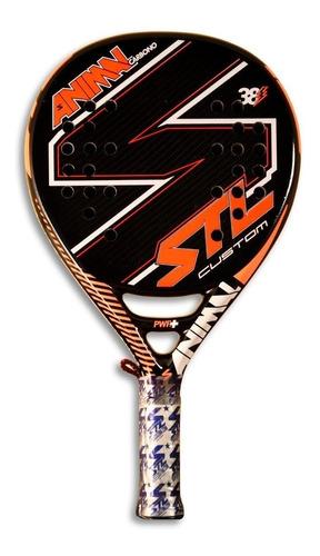 paleta padel paddle stl steel custom + funda h o t s a l e