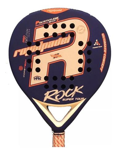 paleta padel royal rock foam + regalos - estacion deportes olivos