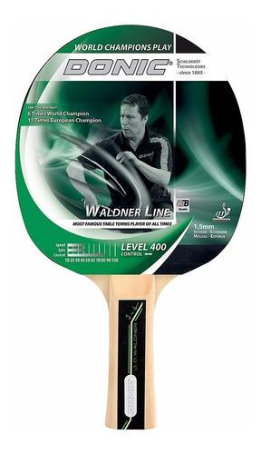paleta ping pong donic schildkrot waldner 400 tenis de mesa