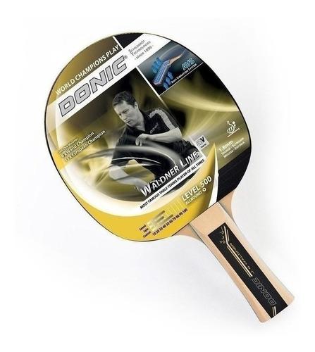 paleta ping pong donic schildkrot waldner 500 tenis cuotas