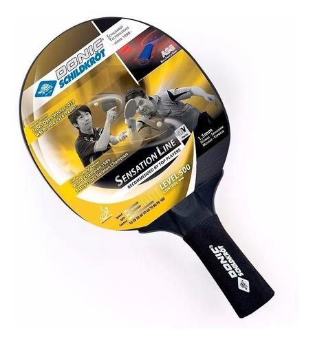 paleta ping pong donic sensation line 500 - olivos