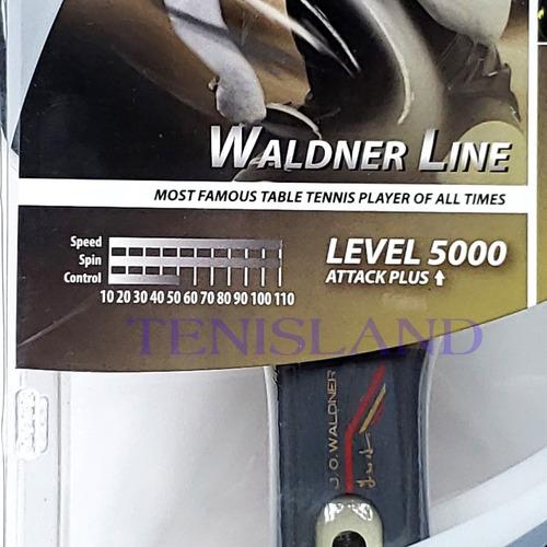 paleta ping pong donic waldner 5000 profesional oficial !!
