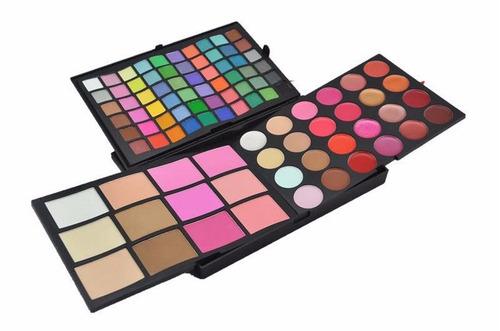 paleta profesional 96 colores coasta scents sin logo