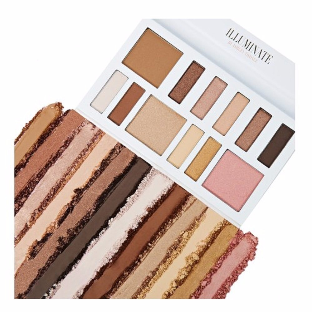 190599e64432 Paleta Sombras Iuminador By  Ashley Tisdale - Bh Cosmetics - R  120 ...