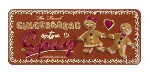 paleta too faced gingerbread extra spicy 100% original