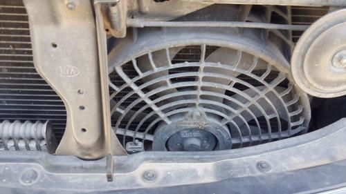 paleta ventilador para kia sorento 2005 2006 2007 2008 2009