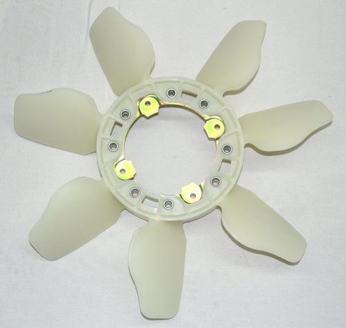 paleta ventilador toyota hilux  año 2005 al 2013