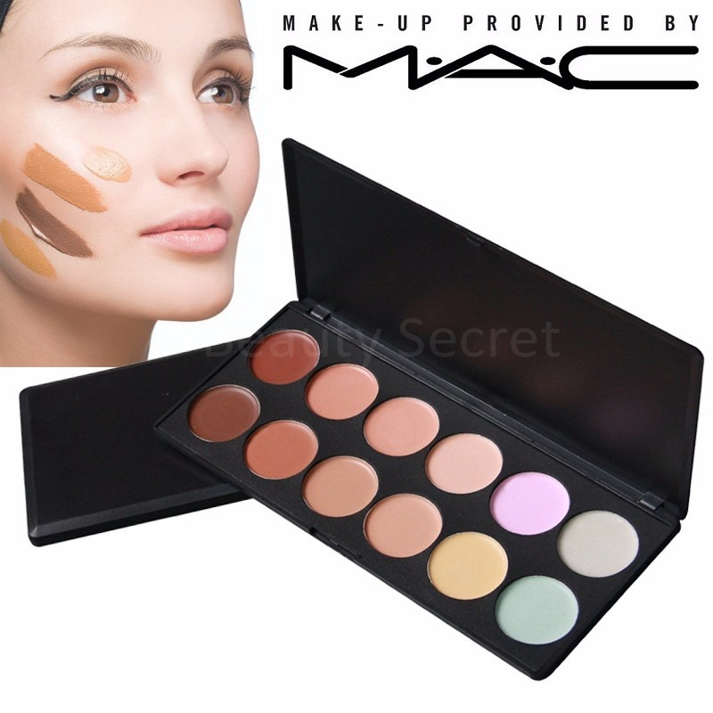 maquillajes profesionales mac