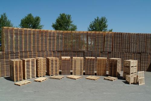 paletas de madera nueva 120x100