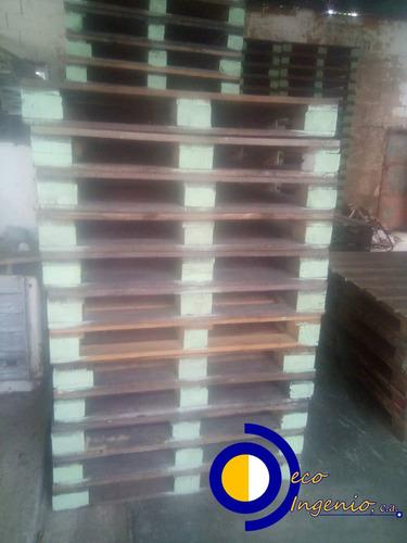 paletas de madera(usadas)diferentes medidas