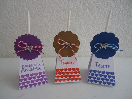 Paletas decoradas 14 de febrero san valentin amor for Paletas de cocina decoradas