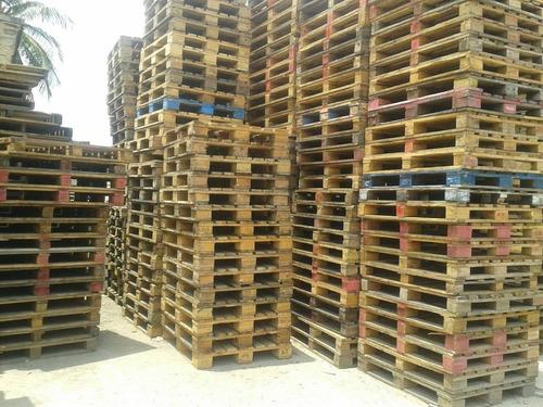 paletas estibas de madera 120x100 de tacos