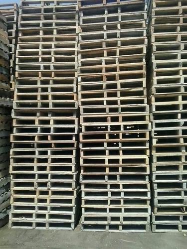 paletas estibas de  madera  nuevas y usada 120x120 mts