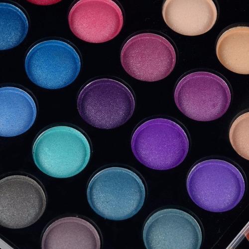 paletas mac sombras 252 tonos maquillaje profesional