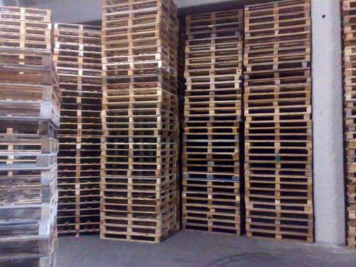 paletas o estibas de madera de pino usada en perfecto estado