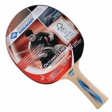 paletas ping pong schildkrot ovtcharov 600 fsc