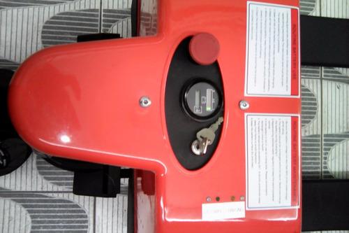 paleteira elétrica heli - cbd15