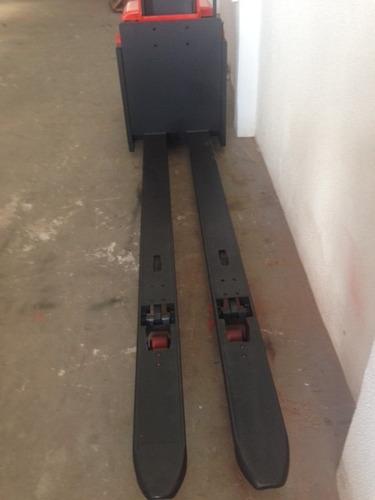 paleteira elétrica usada ose250 - 2,5ton bt toyota