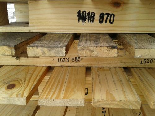 palets de madera