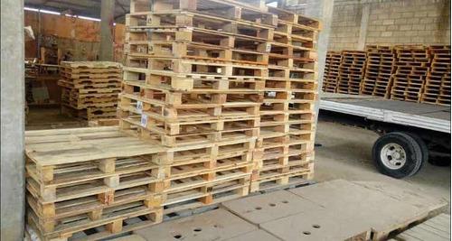 palets tarimas de madera de primer segunda y tercera cdmx df