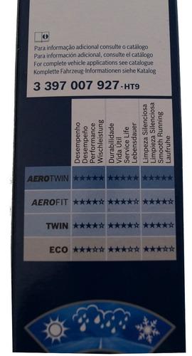 palheta aerofit original bosch renault duster 2011/ af20/20