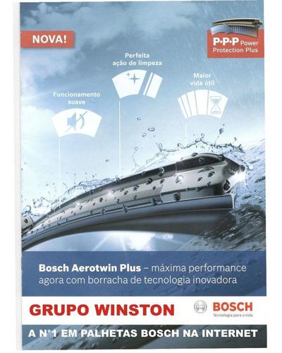 palheta bosch aerotwin plus gm sonic ap 24 / 15