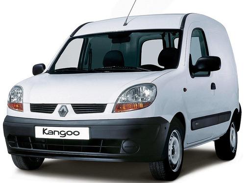 palheta dianteira silicone renault kangoo 2000, 2005, todas