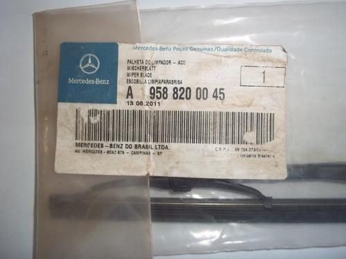 palheta do limpador de parabrisa /mercedez/cd;a95882000045