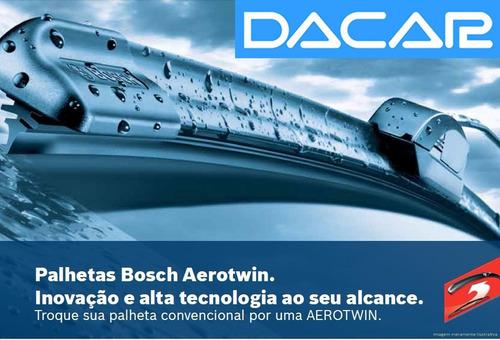 palheta original bosch aerotwin vw passat/ variant - 22/19