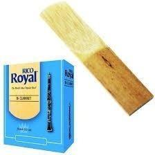 palheta p/ clarinete rico royal 2.5