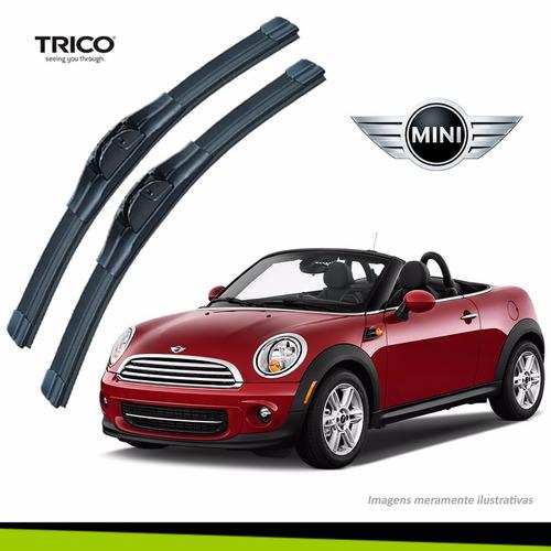 palheta silicone mini cabriolet limpador para-brisa trico