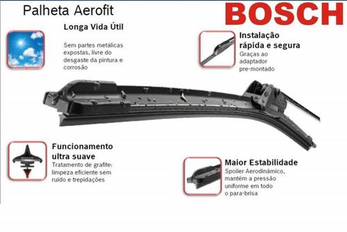 palhetas limpador ford ka 97/10 bosch aerofit