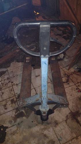 palheteira usada